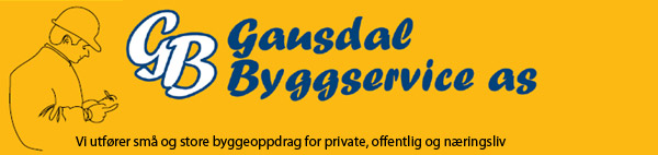 Gausdal Byggservice AS logo